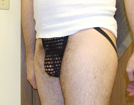 Jockstrap central contest entry 75
