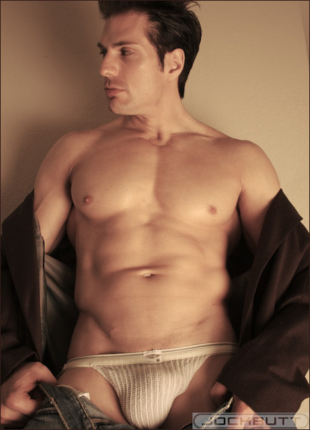 playgirl man of the year Julian Fantechi