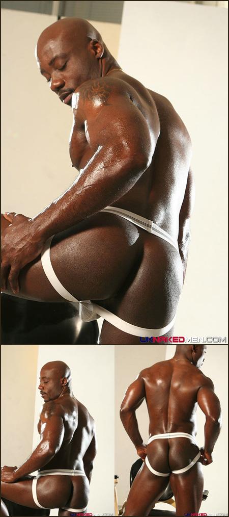 black men in jockstraps