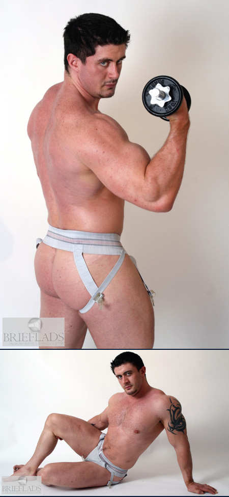Bike Hockey Jockstrap
