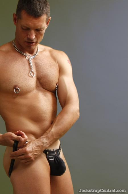 jockstrap with cock ring