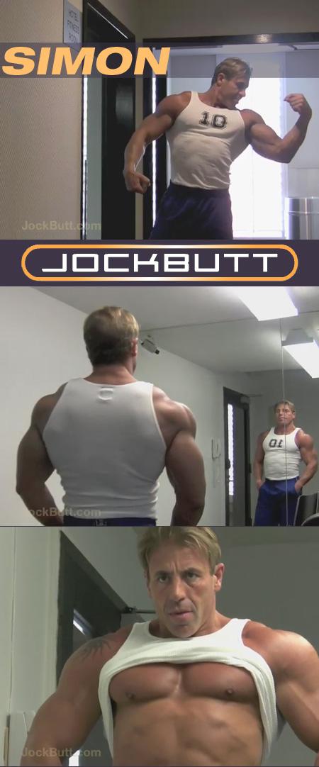 hunk in a jockstrap