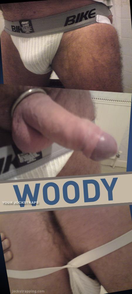 woody jockstrap