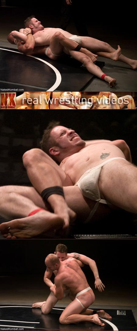 wrestling porn