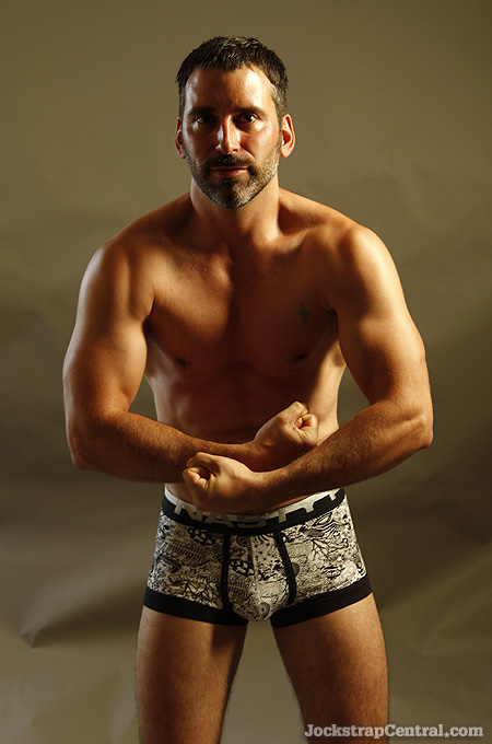 Underwear Model Francois