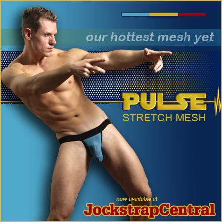pulse mesh jockstraps