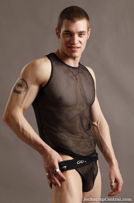 mesh jockstraps and mesh underwear