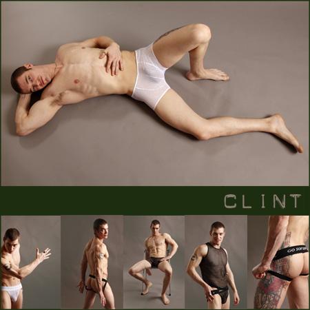 Jockstrap Central Model Clint