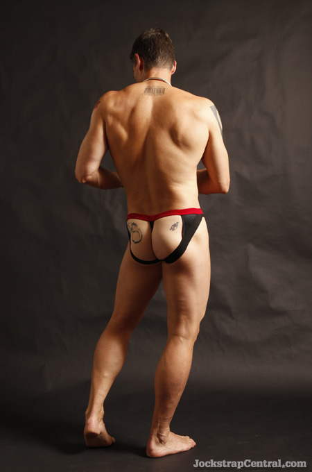 Gregg Homme X-rated Maximizer Super Jock