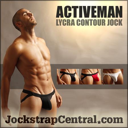 Activeman Lycra Contour Jocks