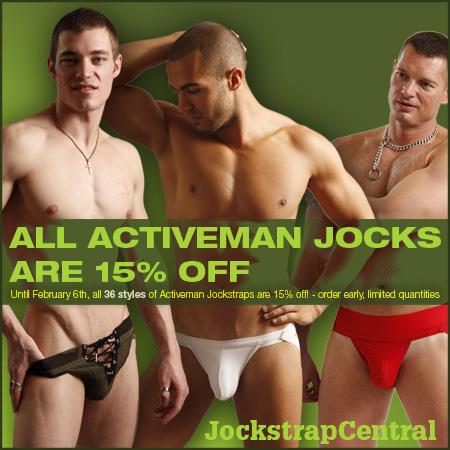 Activeman Jockstrap Sale
