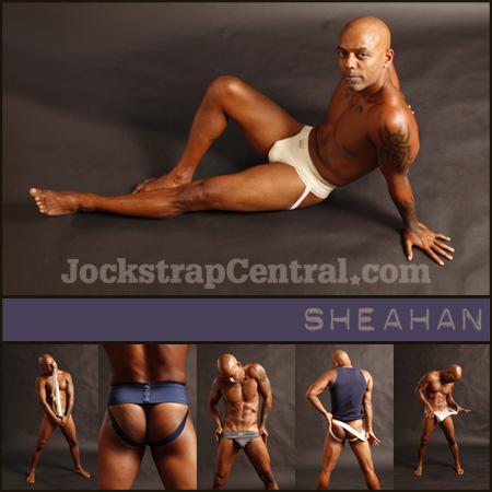 Jockstrap Central Model Sheahan