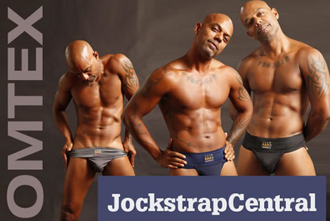 Daddy Hunt Jockstrap Contest