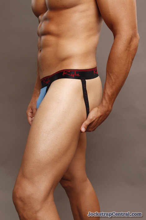 Kyle Fly Front Mesh Jock