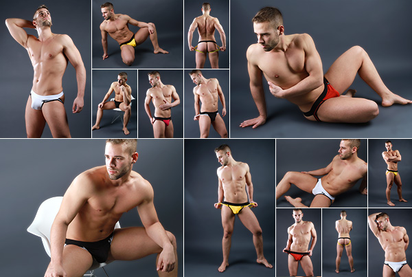 Activeman Elite Jockstrap Gallery featuring Trent