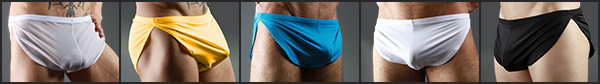 Cover Male Running Shorts