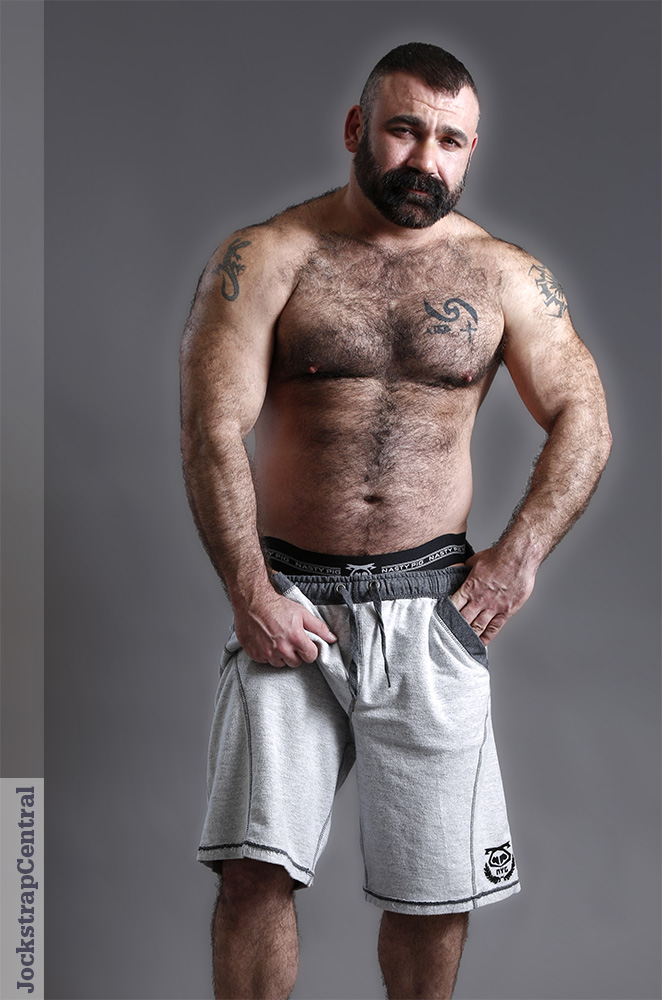 Nasty Pig Reverse Fleece Shorts
