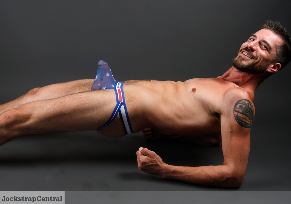 Pulse Mesh Country Jockstraps