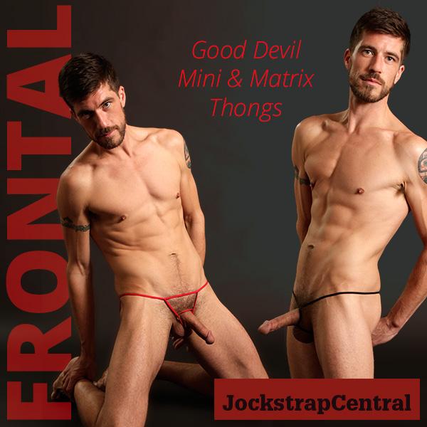 Good Devil Matrix and Mini Thong