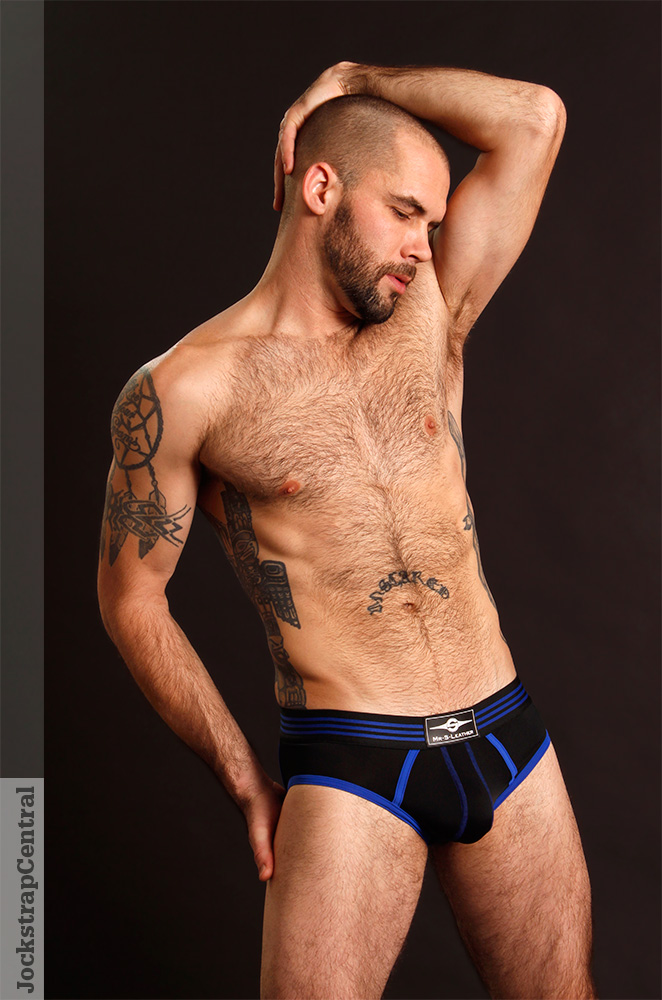 Mr. S Leather Jockstrap
