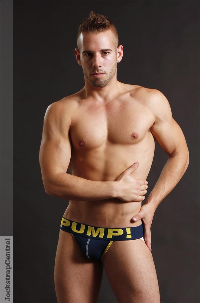 Pump Jockstrap