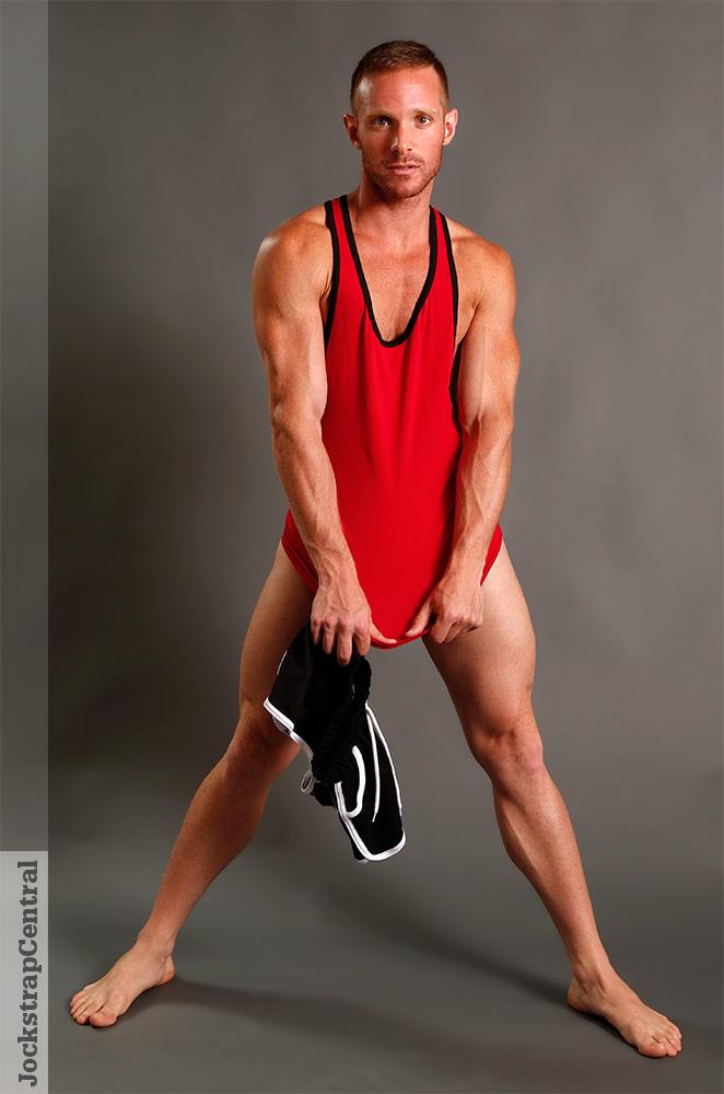 American Jock Gym Body Builder Tank Top