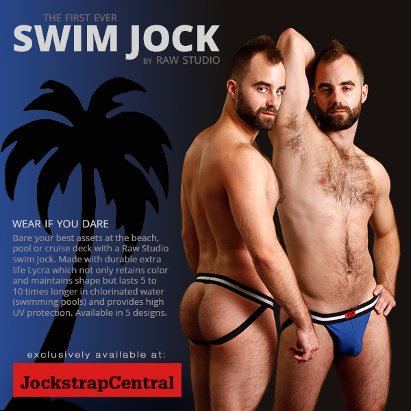 Raw Studio Swim Jocks