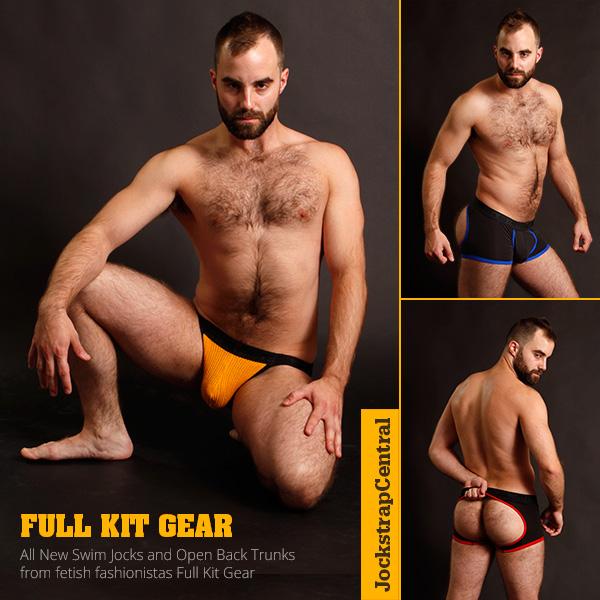 Full Kit Gear Jocks and Open Back Trunks