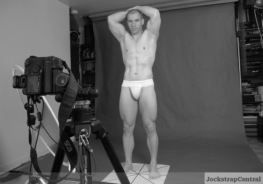 Jockstrap Model Gabe