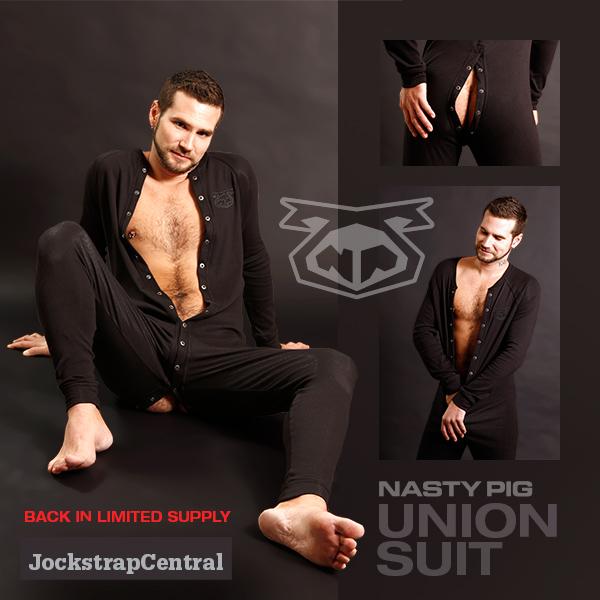 Nasty Pig Union Suits