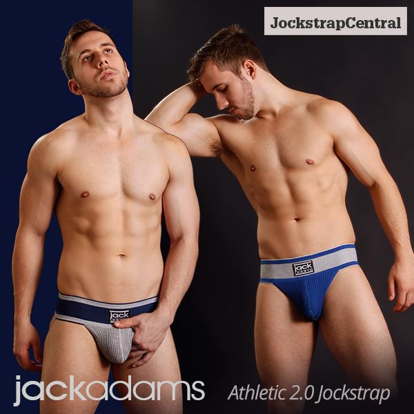 Jack Adams Athletic 2.0 Jockstrap