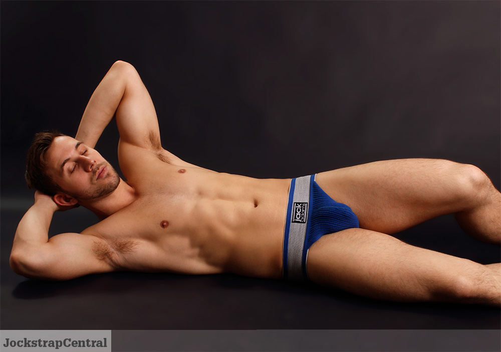 Jack Adams Athletic Jockstrap