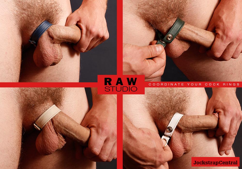 Raw Studio Cock Rings