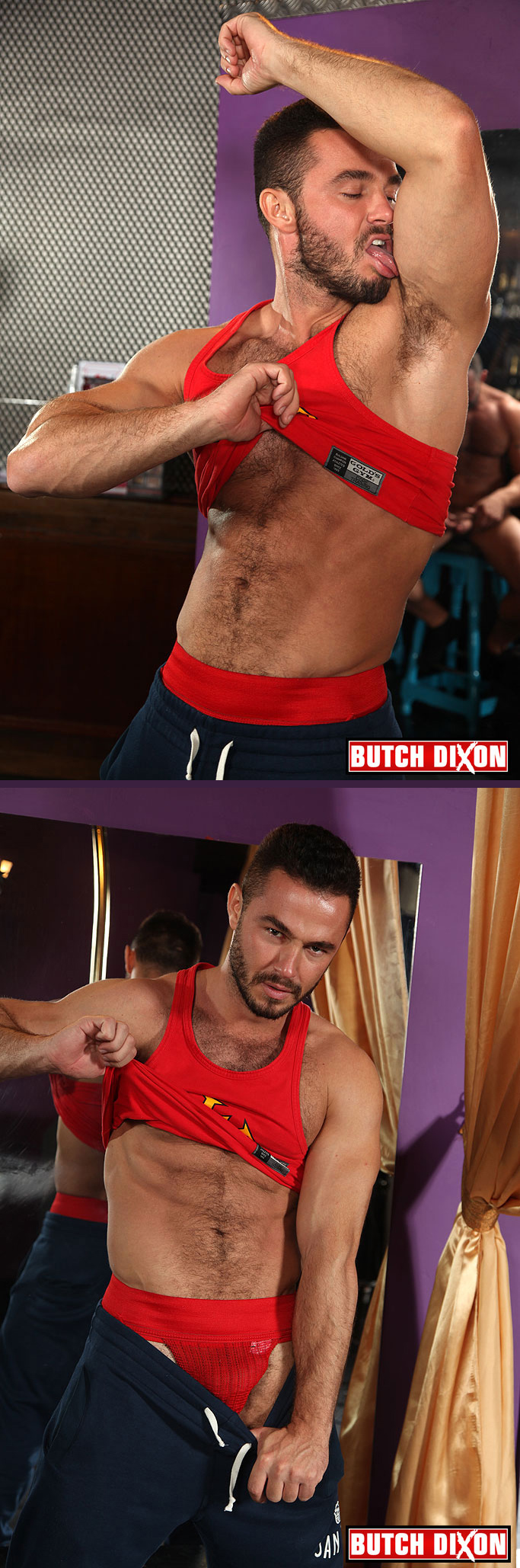Jessy Ares in an Activeman 3 Inch Jockstrap