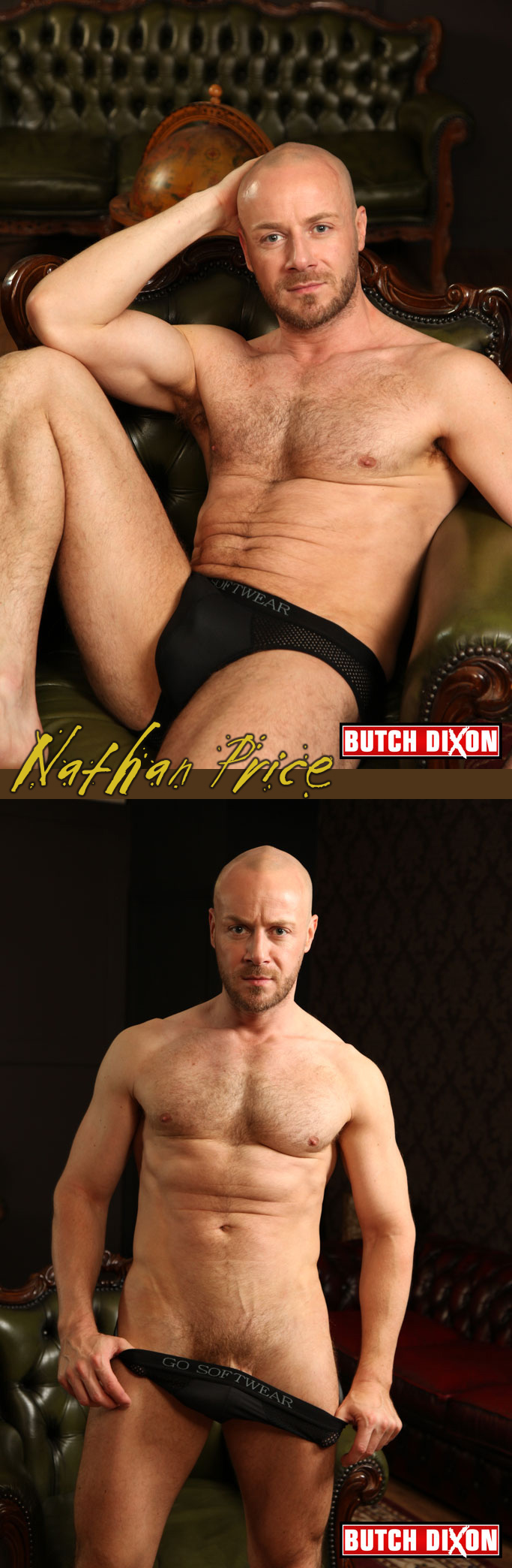 Nathan Price in a Go Softwear Jockstrap