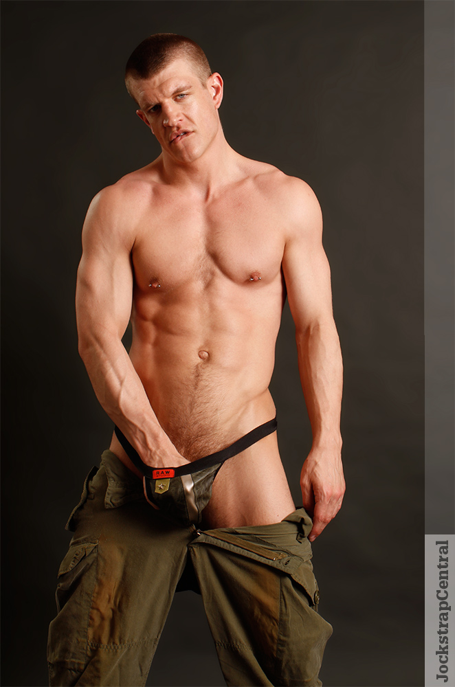 Raw Studio Recruit Jockstrap
