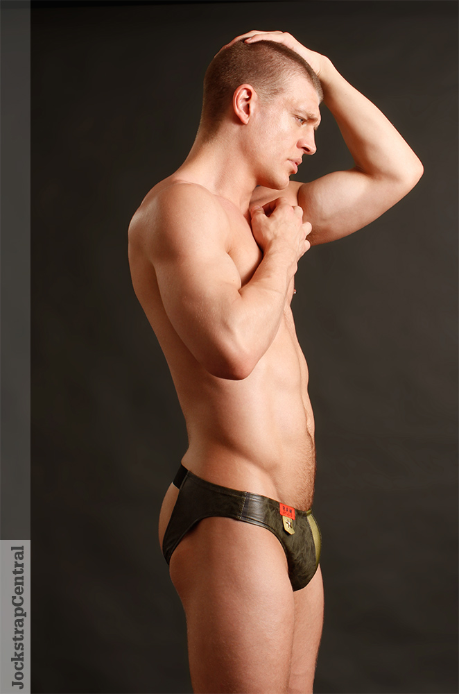 Raw Studio Military Jock Brief