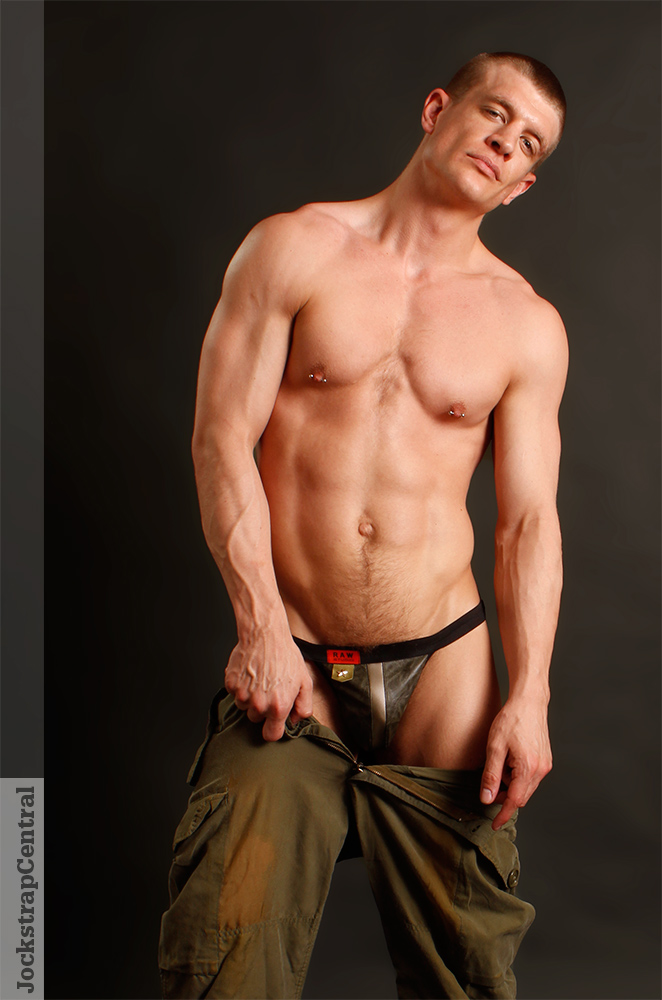 Raw Studio G.I. Joe Jockstrap
