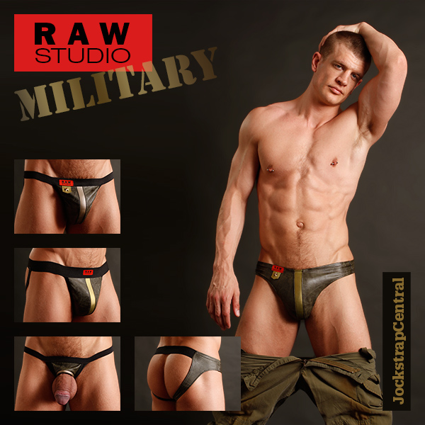 Raw Studio Military Collection