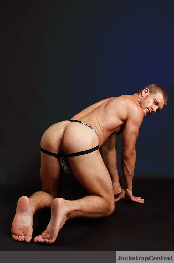 Male Power Honeycomb Jockstrap