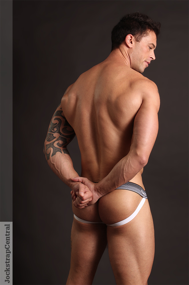 Nasty Pig XLR8 Jockstrap featuring Jockstrap Central model Seamus