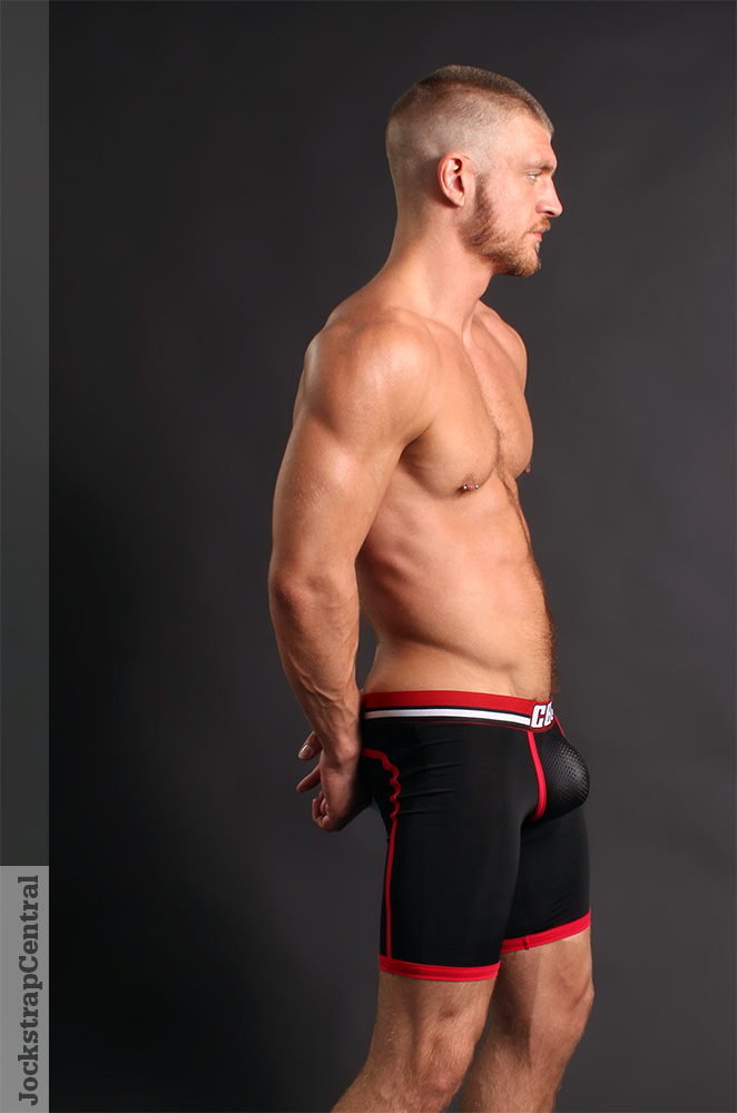 Cellblock 13 Fusion featuring model Caleb King