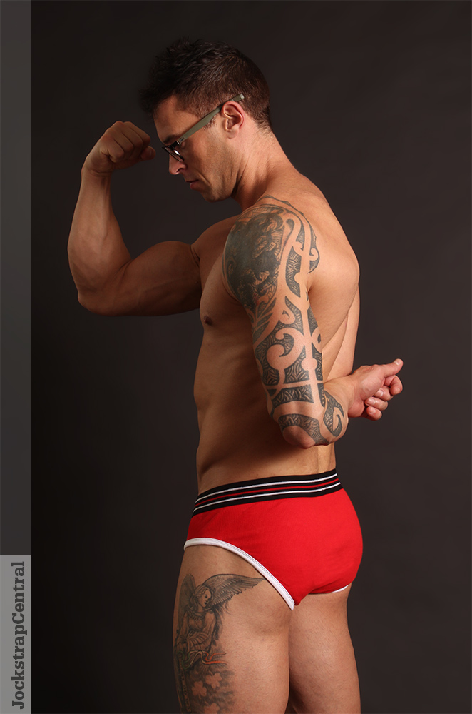 Nasty Pig Slashed Brief
