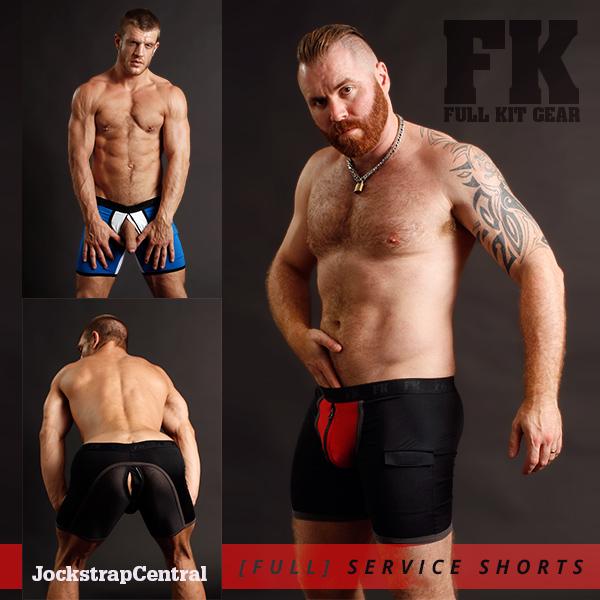 Full Kit Gear Service Shorts
