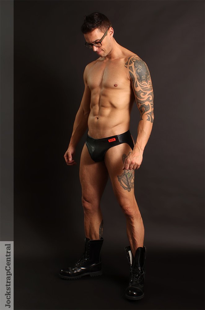 Raw Studio Commander Mesh Jock Brief