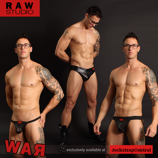 Raw Studio War Jockstraps