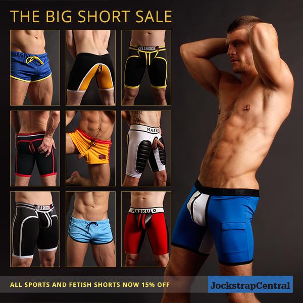 Jockstrap Central Big Short Sale