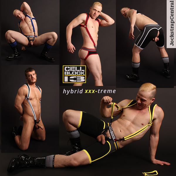 Cellblock 13 X-treme Hybrid Collection
