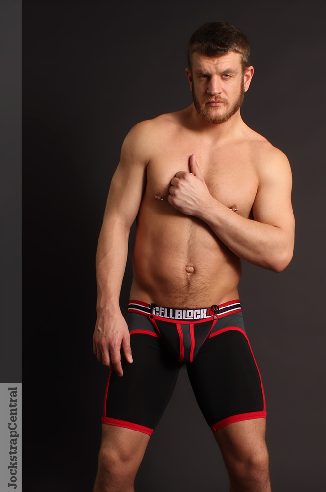 Cellblock 13 X-treme Hybrid Short