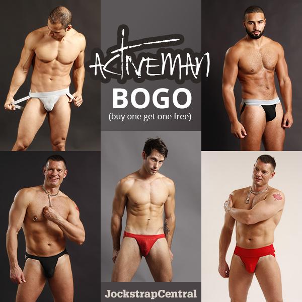 Activeman BOGO at Jockstrap Central